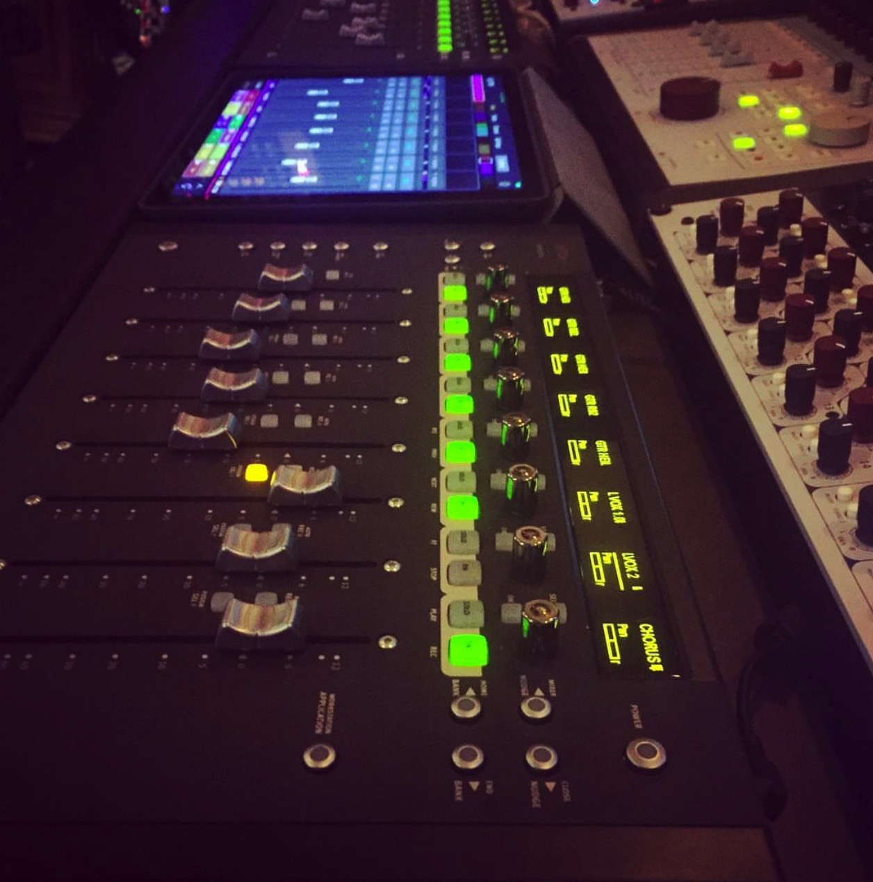 Recorders & Mixers - Recorders & MixersProTools HD Native — Version 12Mac Pro, 3.5 GHz Xeon 6-Core, 32 GB RAMApogee Symphony (2) — 32 in/48 outAntelope Pure2 Mastering ConverterStuder A800 MKIII 2