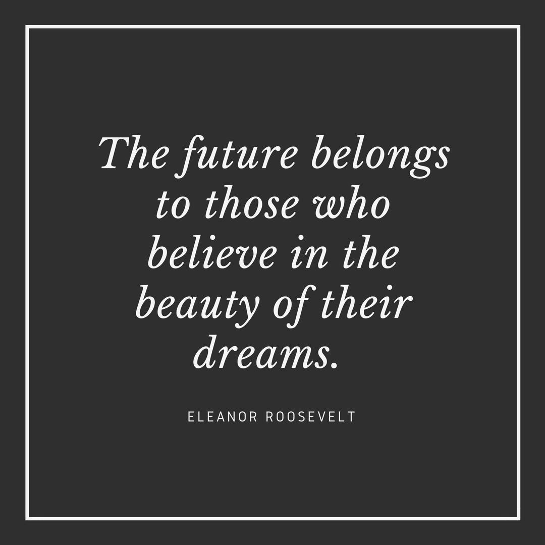 Eleanor Roosevelt on Beauty
