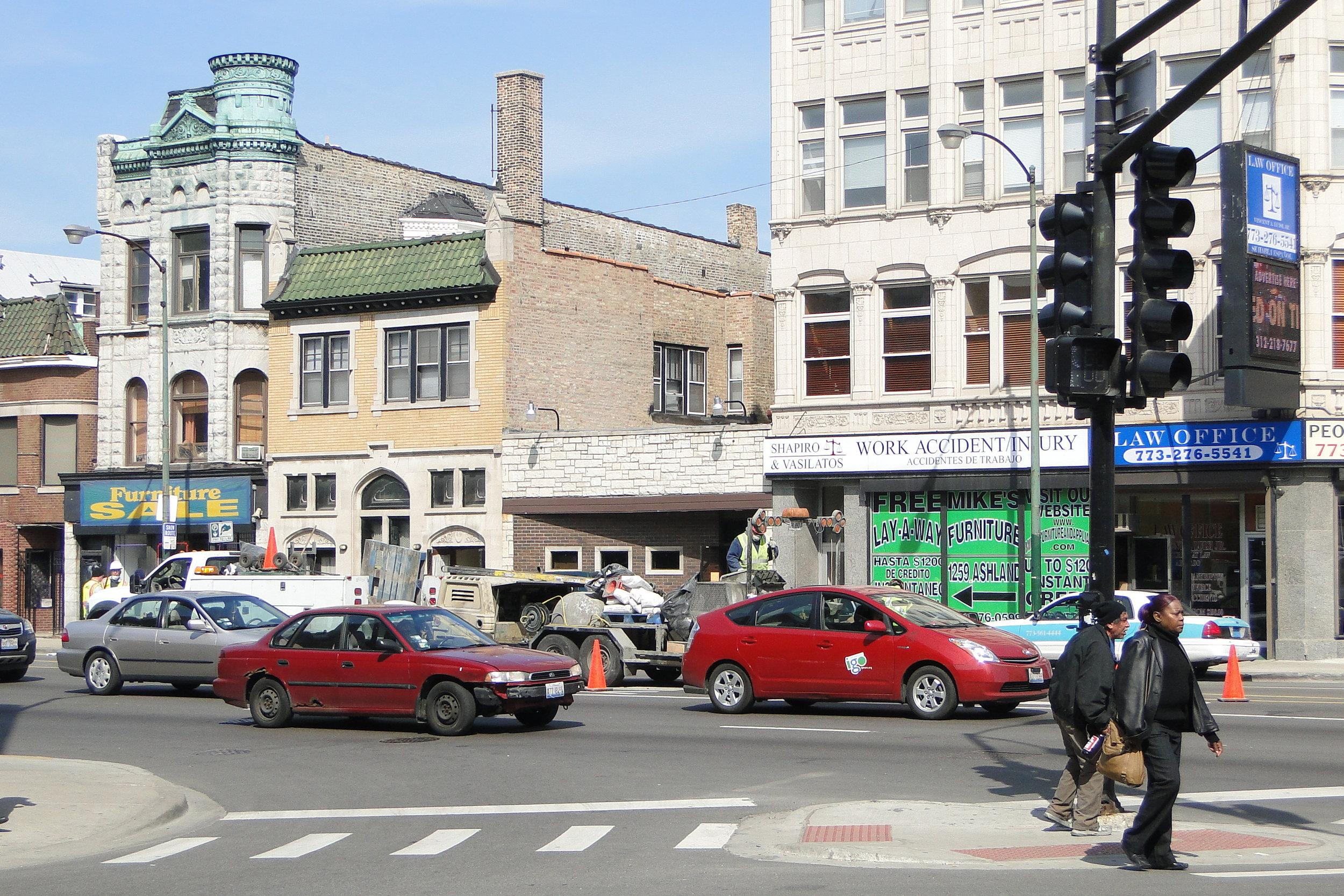 Bucktown Chicago