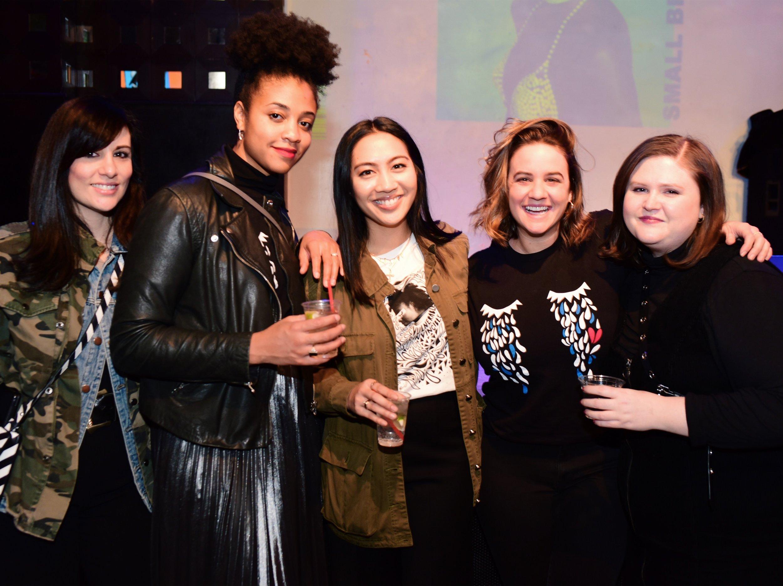 February 9, 2019 • SOBs in NY, NY • Ladoru's first NYFW runway show!