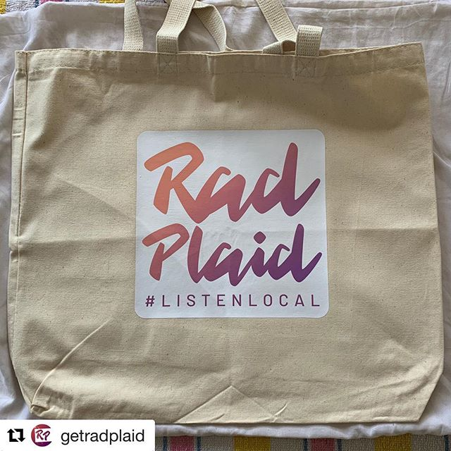 "#Repost @getradplaid with @get_repost ・・・ Maine's newest indie rock band @batonstheband are celebrating their debut record release alongside Tiger Bomb's debut release, ""Uproar."" Join us tonight—we'll be giving away a bag of swag! Come get shwifty with us at @portlandempire and try to win this bad boy bag o' band merch and goodies. . . . . . #portlandmaine #portlandmemusic #portlandme #mainemusic #listenlocal #localmusic #supportlocalmusic #localmusicians #indiemusic #indiemusicalert #indiemusician #indienation #poprock #indierock"