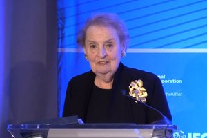 Secretary Albright's Keynote Address at the 20th Global Private Equity Conference - May 2018