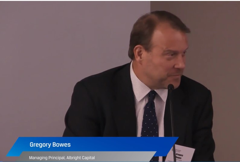 Gregory Bowes - Tangible Opportunities in Emerging Markets (CFA Society New York panel discussion) - April 2019