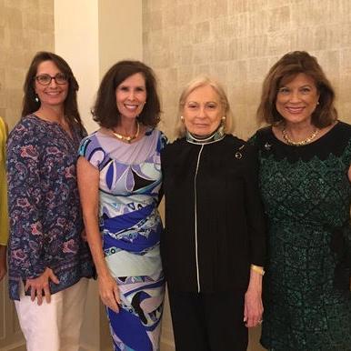 Panhellenic Association of San Antonio Scholarship Luncheon, May 2017
