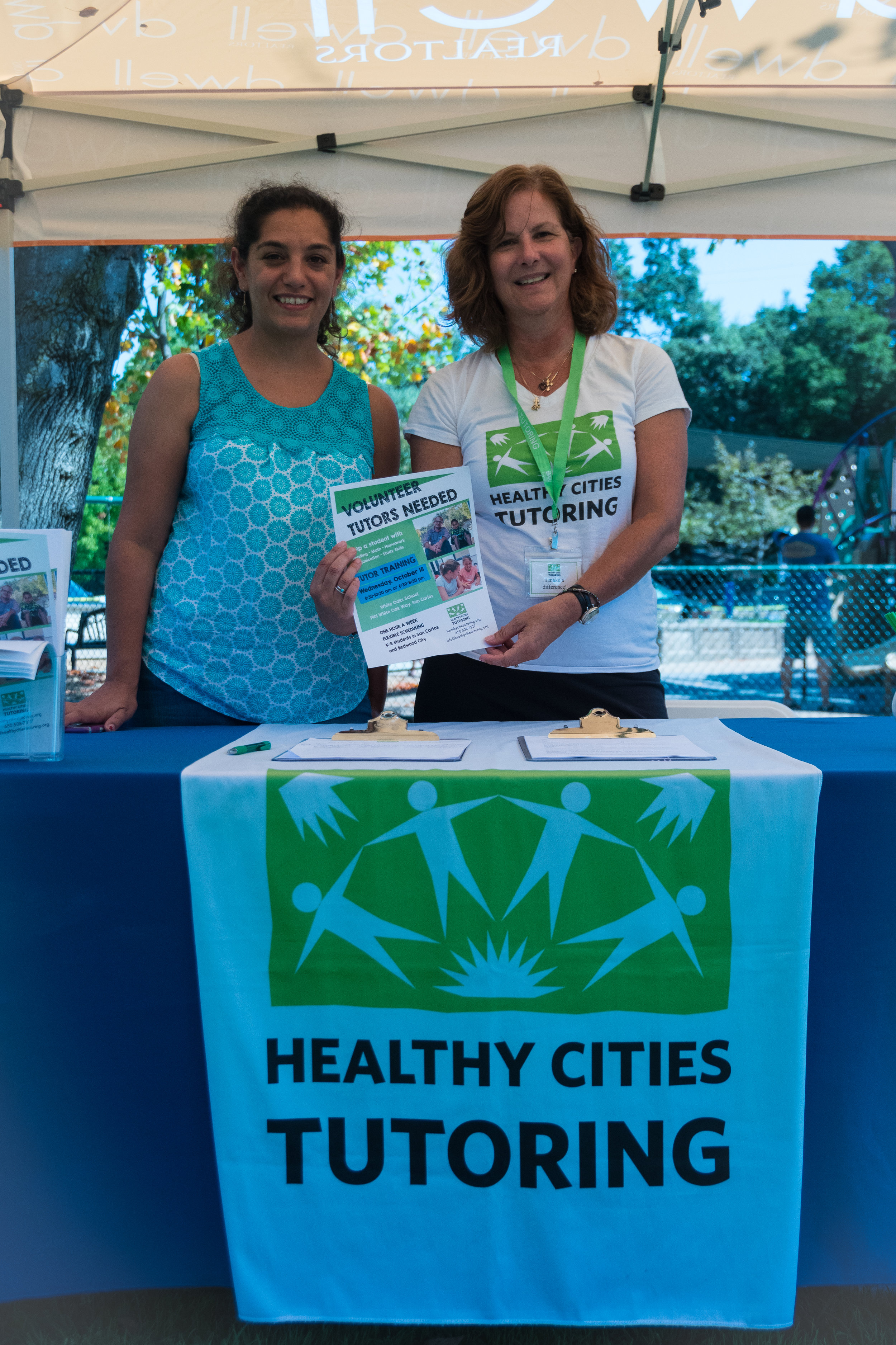 Thank you to Healthy Cities Tutoring!