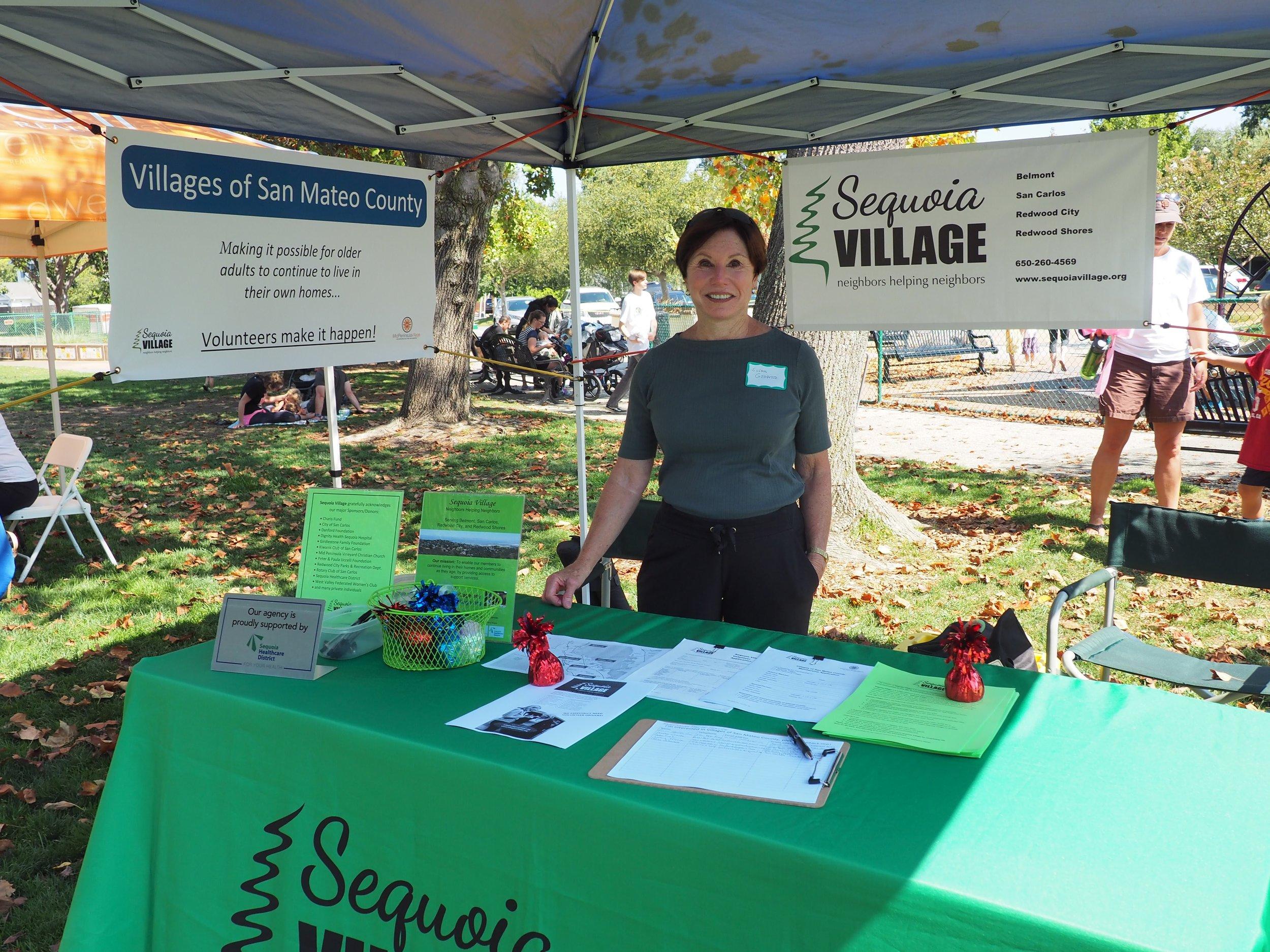 Susan from Sequoia Village!
