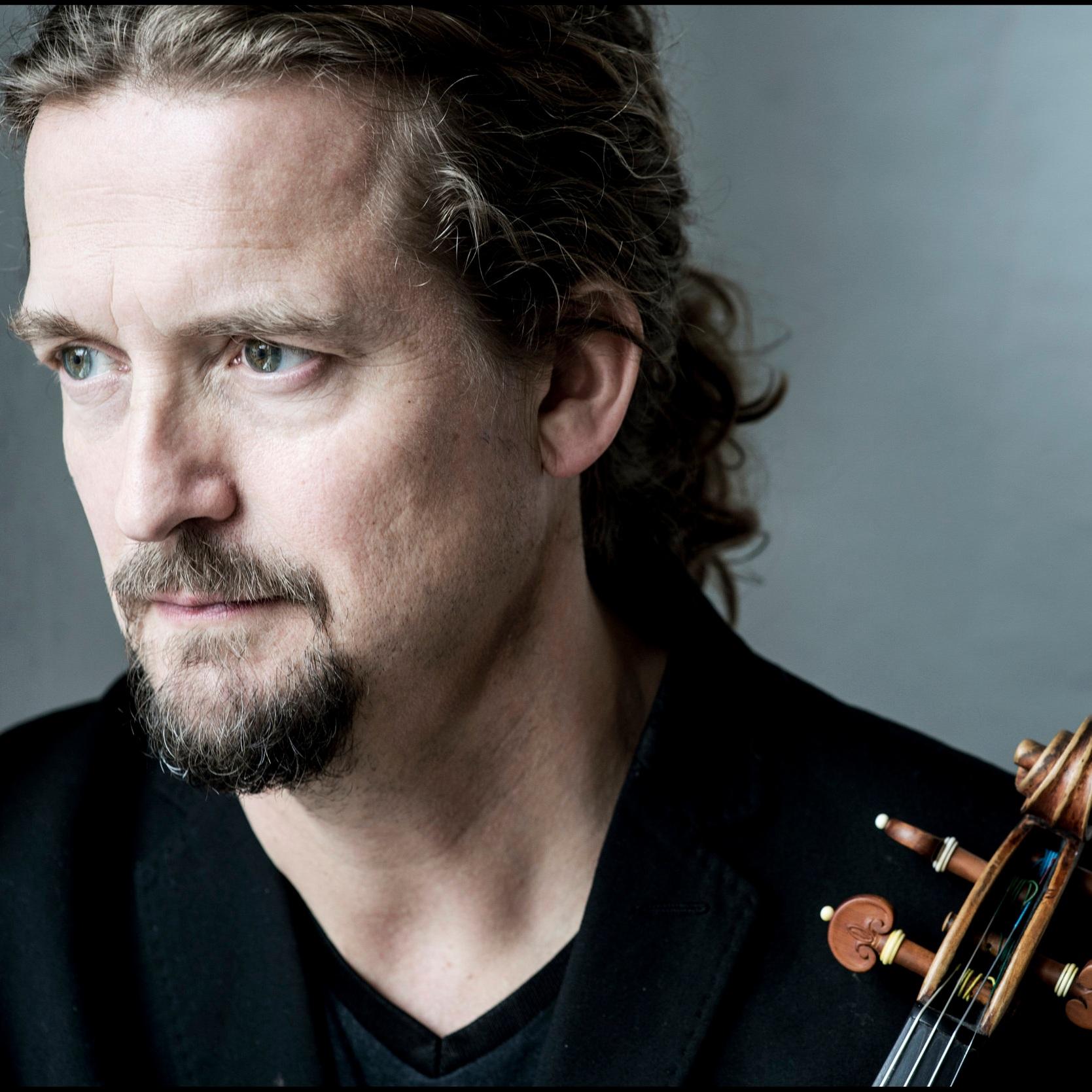 Christian Tetzlaff, violinist