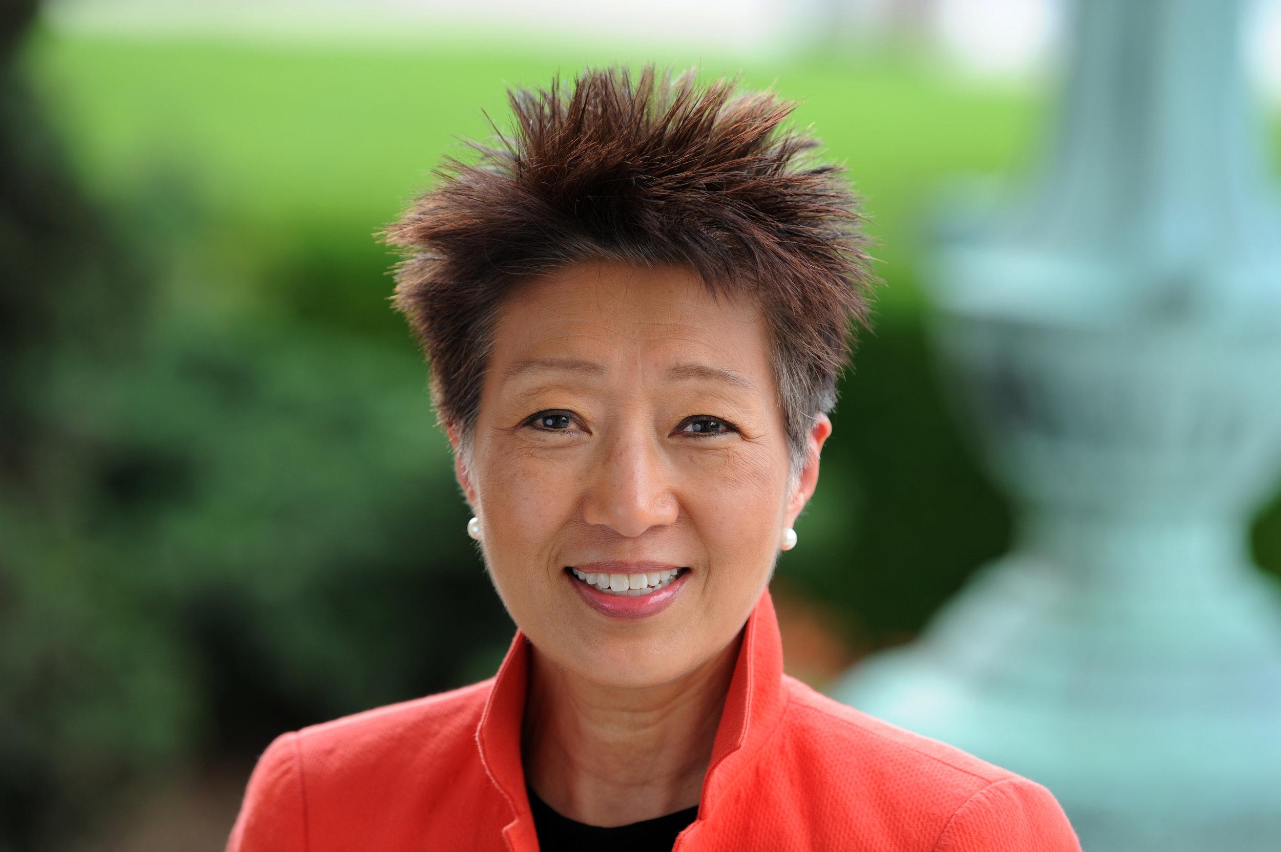 Jane Chu will receive the Richard Harriman Award.
