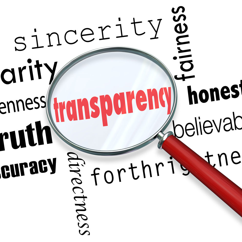 TRANSPARENCY - Because we know very well the challenges in this industry, we only do business with full transparency.See More