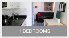 furnished one bedrooms