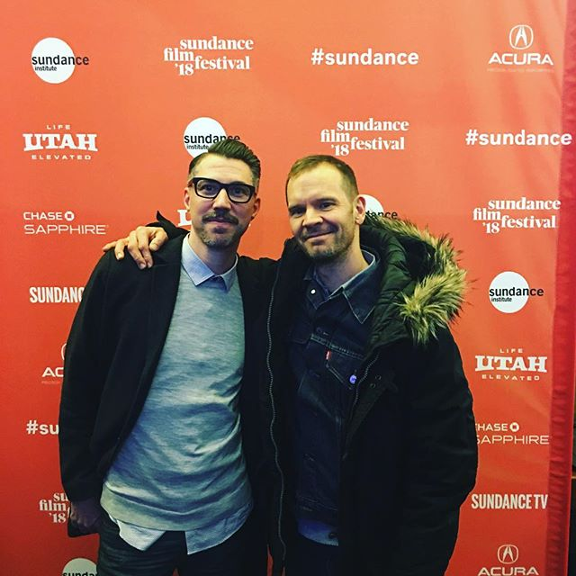 Premier of Quiet Heroes! So excited. #sundancefilmfestival #quietheroesdoc