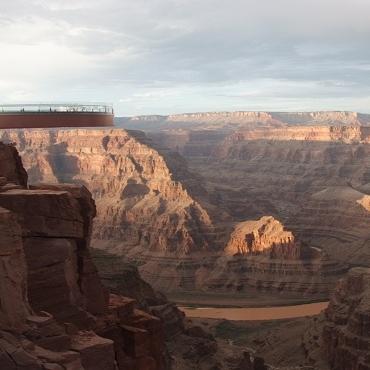 Grand Canyon West - Skywalk/Colorado River