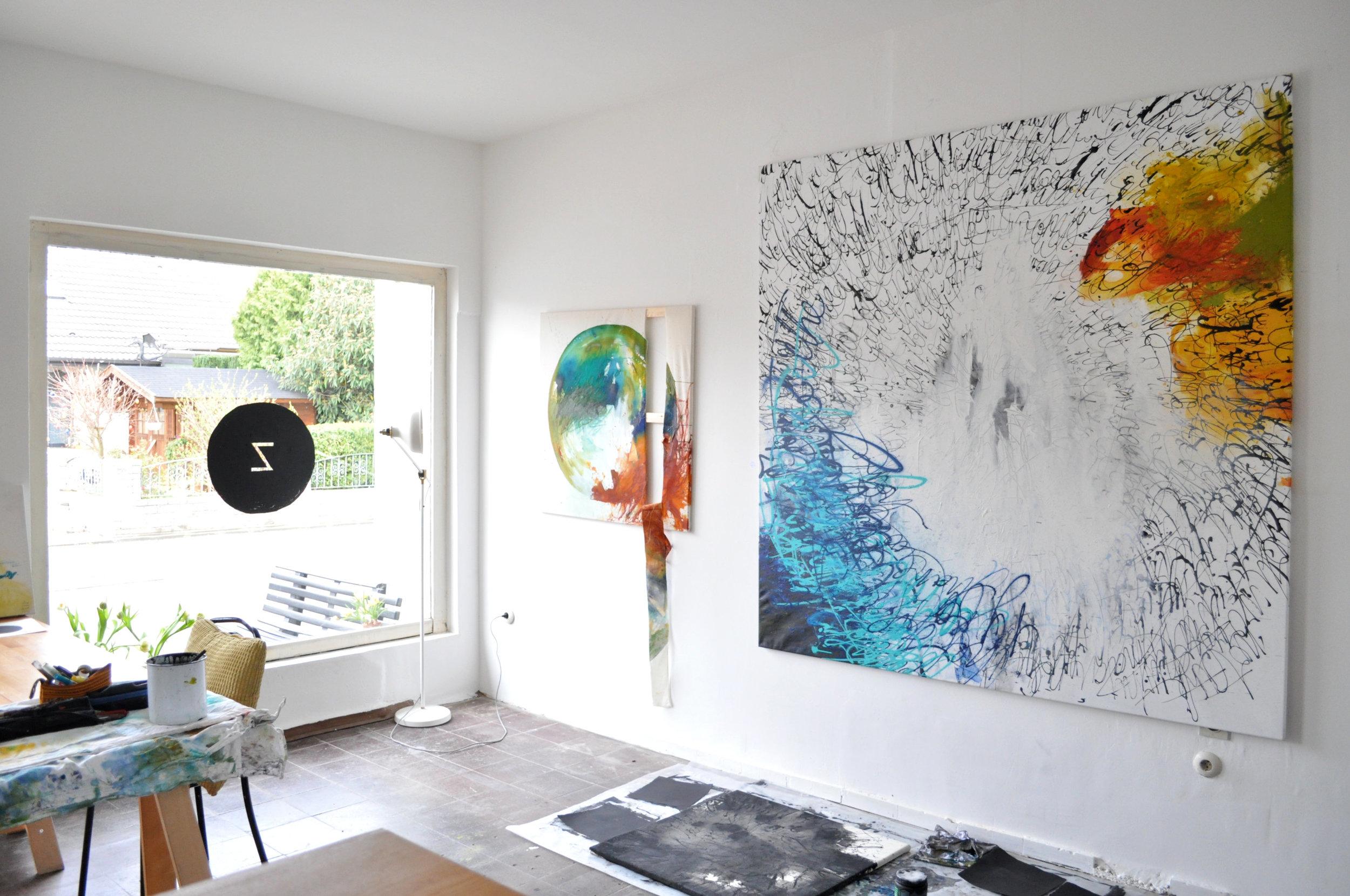 ZeitgenießischeGalerieHeidelberg_ArtGallery_Abstractexpressionsit_OliveGreenAnna6.jpg