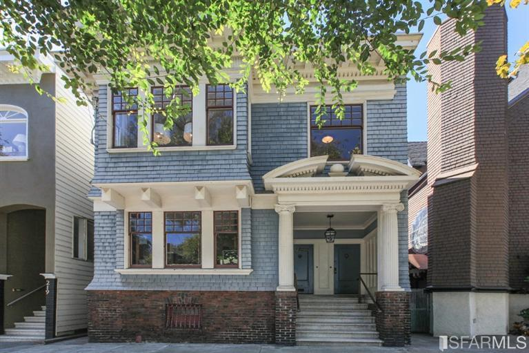 215 Arguello - Presidio HeightsSold for $1,385,000