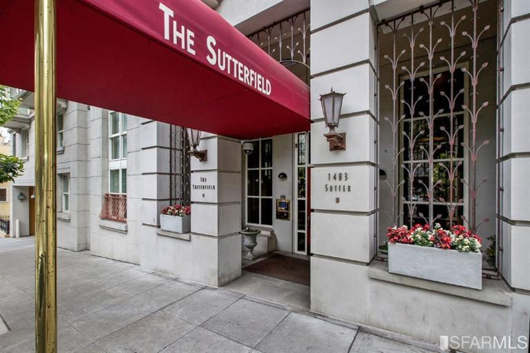 1483 Sutter Unit 408 - The SutterfieldSold for $925,000