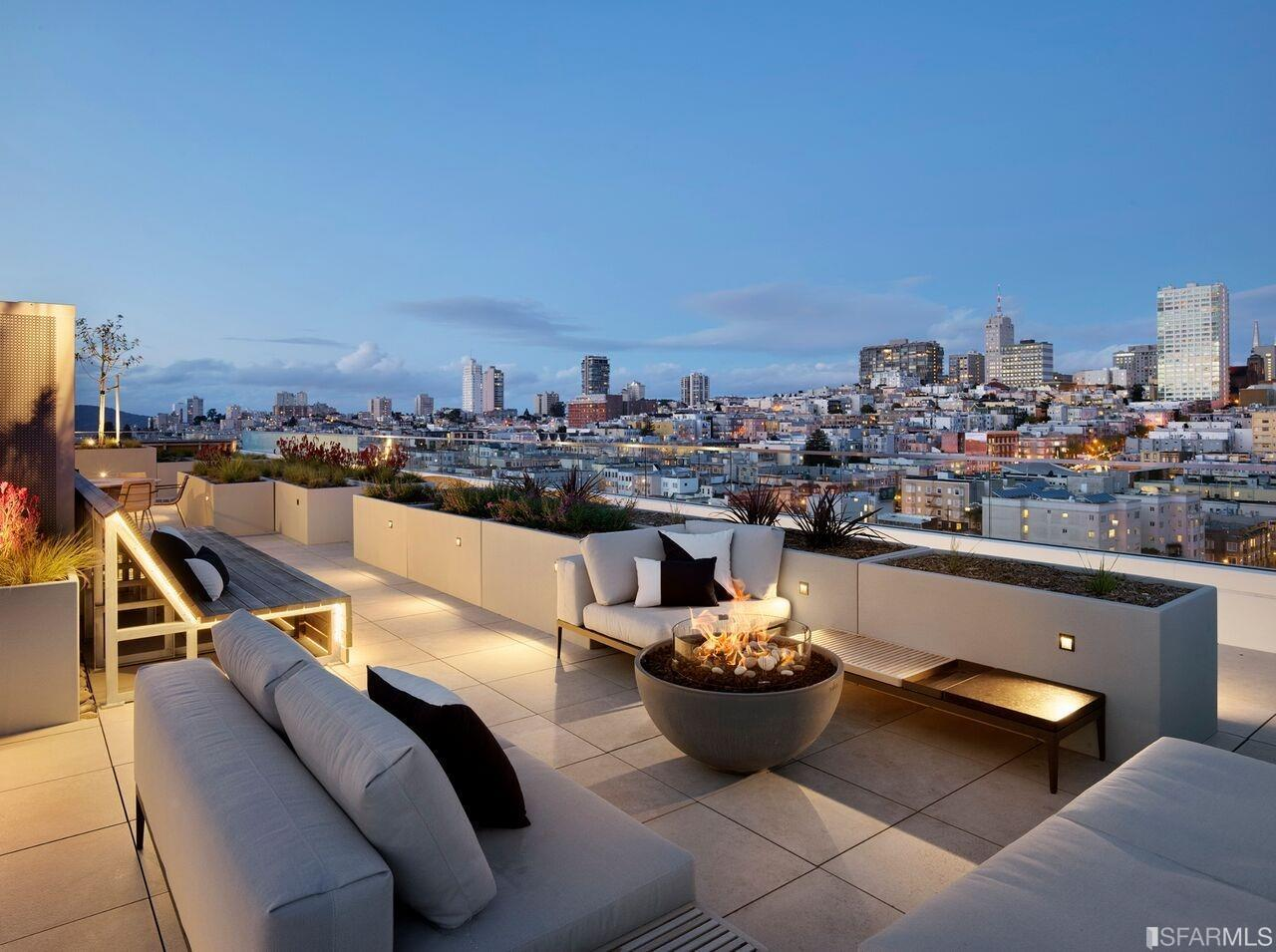 1545 pine st. No. 601 - Van Ness / Civic Center$810,000