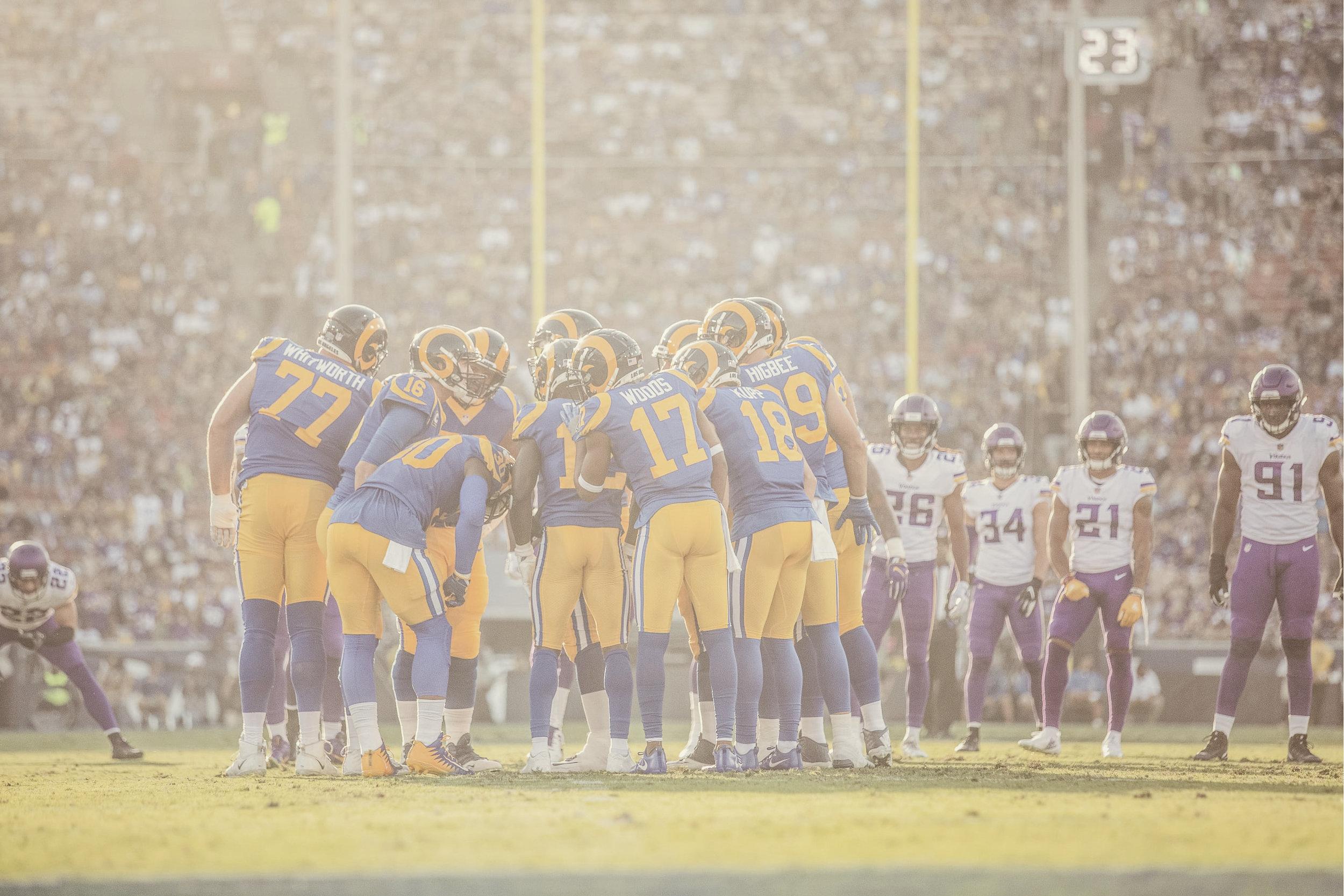 Via:   Hiro Ueno/Rams.com