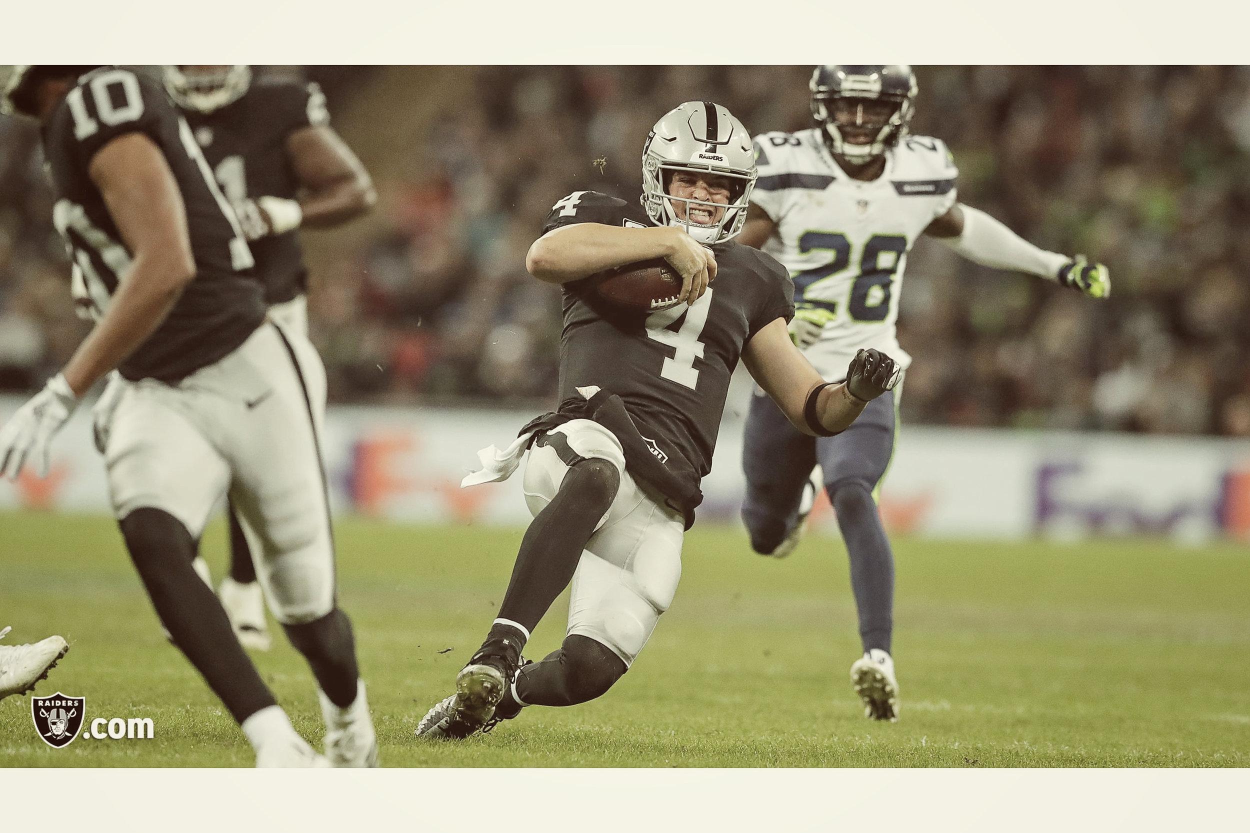Via:   Matt Dunham/Associated Press/Raiders.com