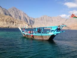 MUSANDAM PENINSULA - COMPLETED: HAVEN'T STARTED