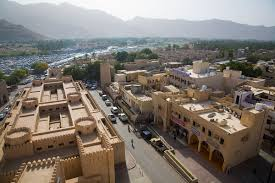 NIZWA & MUSCAT - COMPLETED: HAVEN'T STARTED