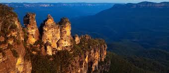 THE BLUE MOUNTAINS - COMPLETED: HAVEN'T STARTED