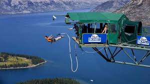 THE HOME OF BUNGEE JUMPING & JET BOATING - COMPLETED: HAVEN'T STARTED