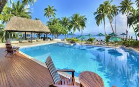 JEAN-MICHEL COUSTEAU FIJI ISLANDS RESORT - COMPLETED: HAVEN'T STARTED