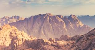 MOUNT SINAI AND THE RED SEA - COMPLETED: HAVEN'T STARTED