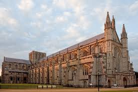 WINCHESTER CATHEDRAL - COMPLETED: HAVEN'T STARTED