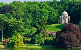 STOURHEAD GARDEN - COMPLETED: HAVEN'T STARTED