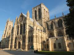 YORK MINSTER - COMPLETED: HAVEN'T STARTED