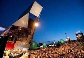 AUSTRIA'S MUSIC FESTIVALS - COMPLETED: HAVEN'T STARTED