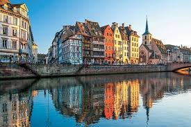 STRASBOURG AND THE ALSACE WINE ROAD - COMPLETED: HAVEN'T STARTED