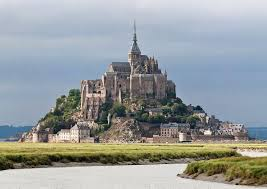 MONT ST-MICHEL - COMPLETED: HAVEN'T STARTED