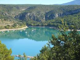 MOUSTIERS AND LES GORGES DU VERDON - COMPLETED: HAVEN'T STARTED