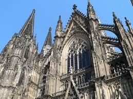 COLOGNE'S CATHEDRAL - COMPLETED: HAVEN'T STARTED