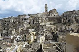 THE SASSI OF MATERA - COMPLETED: HAVEN'T STARTED