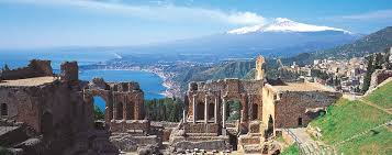 TAORMINA AND MT. ETNA - COMPLETED: HAVEN'T STARTED