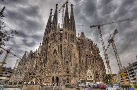 GAUDI AND LA SAGRADA FAMILIA - COMPLETED: HAVEN'T STARTED