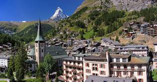 ZERMATT AND SAAS-FEE - COMPLETED: HAVEN'T STARTED