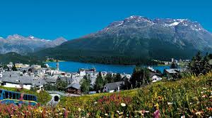ST. MORITZ AND THE ENGADINE VALLEY - COMPLETED: HAVEN'T STARTED