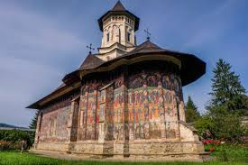 THE PAINTED MONASTERIES OF SOUTHERN BUCOVINA - COMPLETED: HAVEN'T STARTED