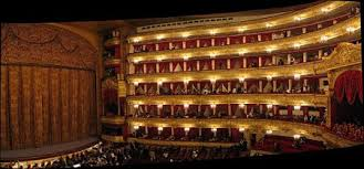 THE BOLSHOI THEATER - COMPLETED: HAVEN'T STARTED