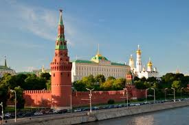 THE KREMLIN AND RED SQUARE - COMPLETED: HAVEN'T STARTED