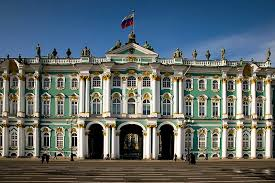 THE WINTER PALACE AND THE HERMITAGE - COMPLETED: HAVEN'T STARTED