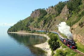 THE TRANS-SIBERIAN EXPRESS AND LAKE BAIKAL - COMPLETED: HAVEN'T STARTED