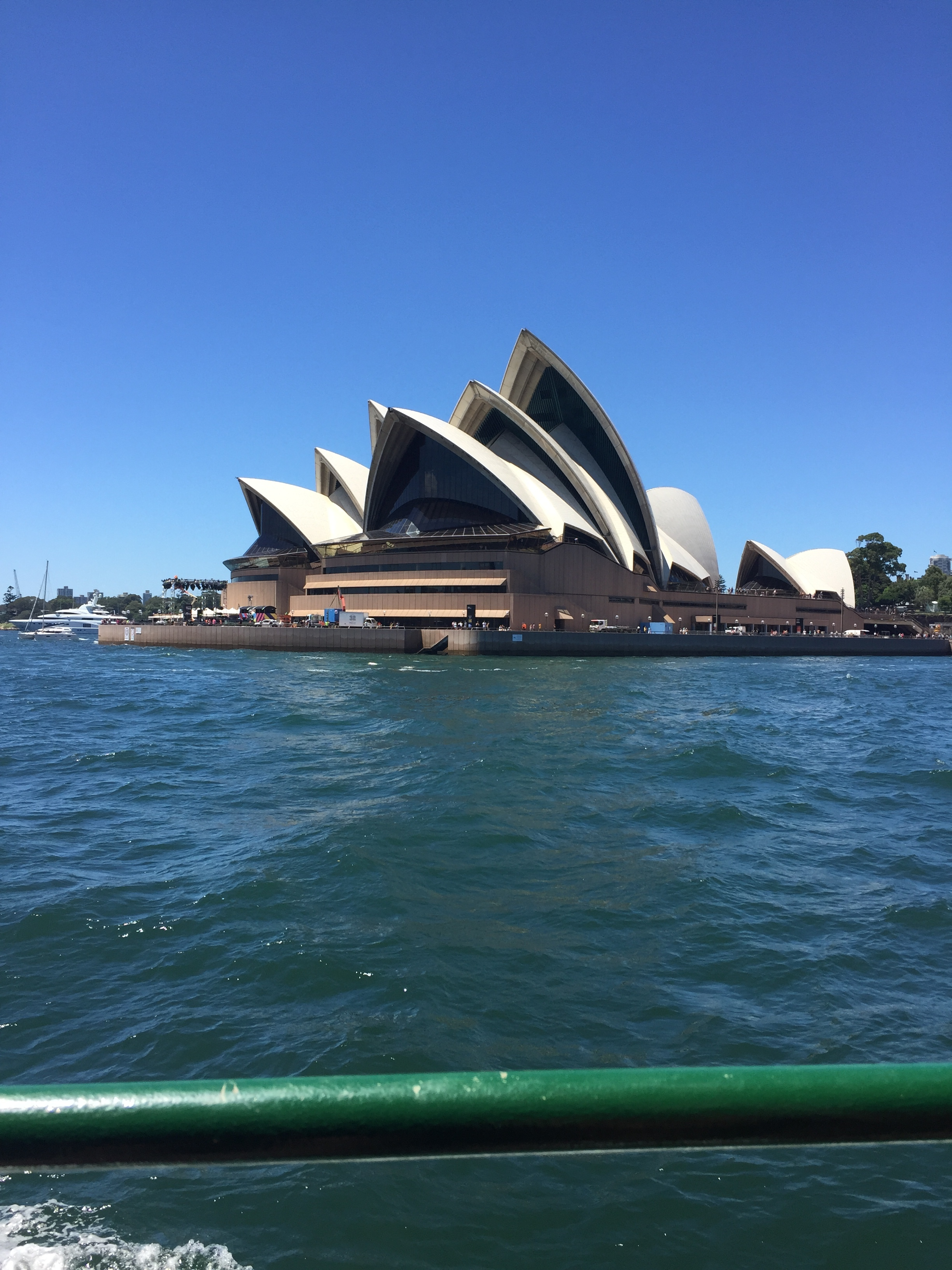 SYDNEY OPERA HOUSE & THE HARBOUR - COMPLETED: ONGOING
