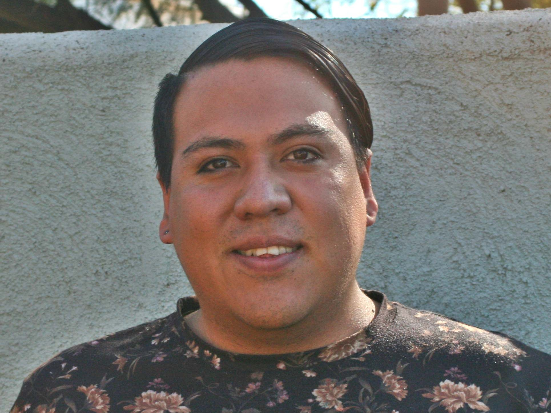 Josue Saldivar - Program Organizer • josue@borderlinks.org