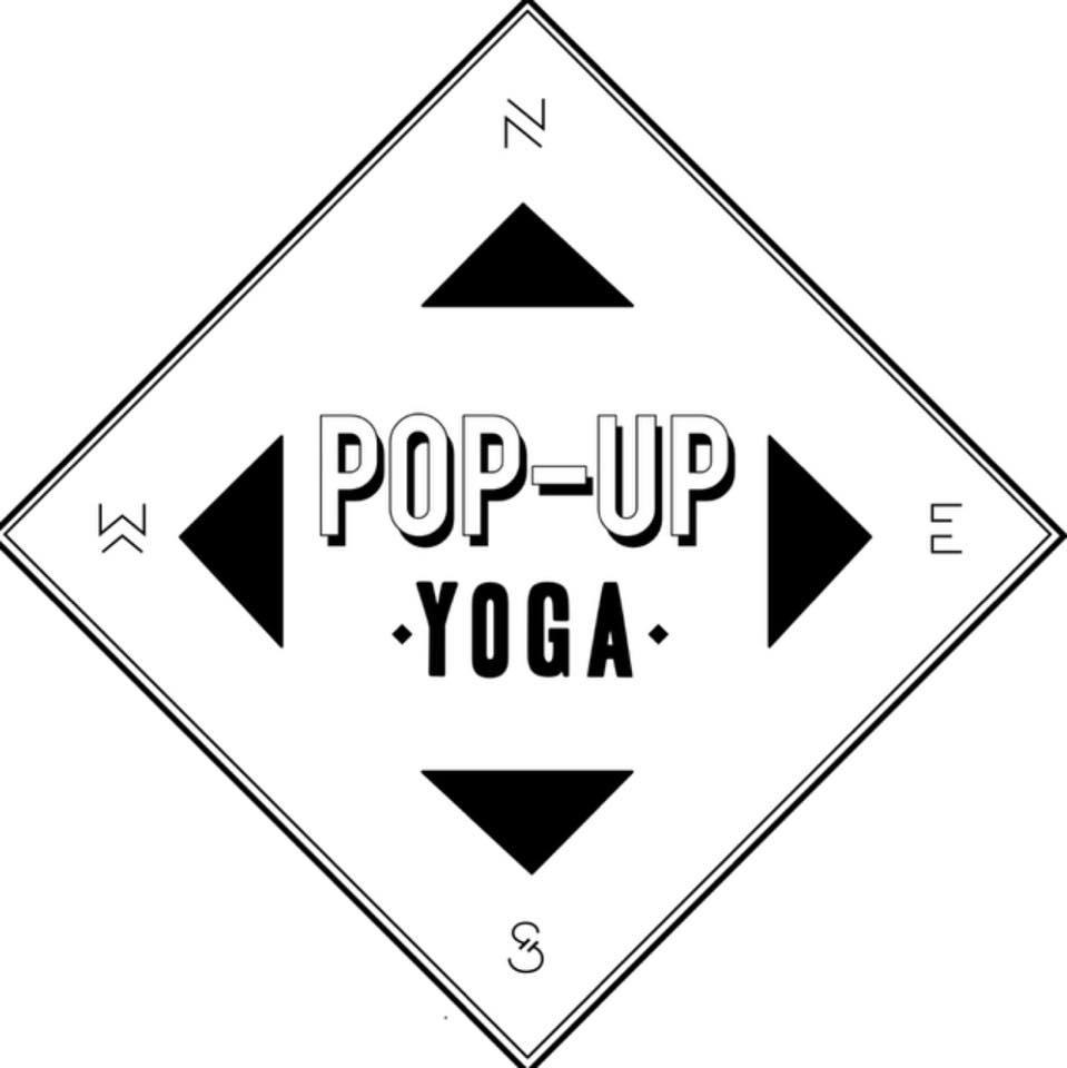 venturapop up yoga -