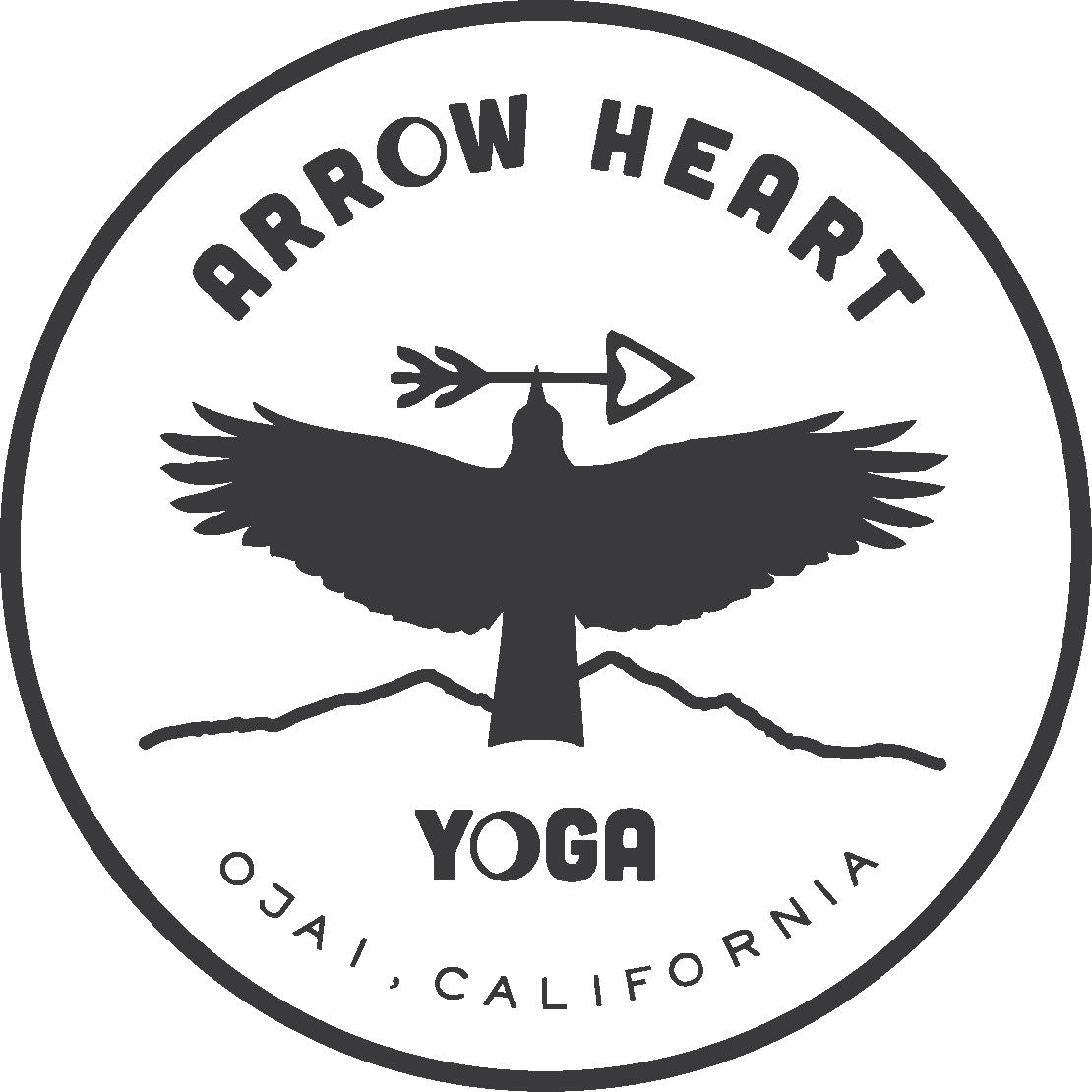 Arrow heart Yoga -